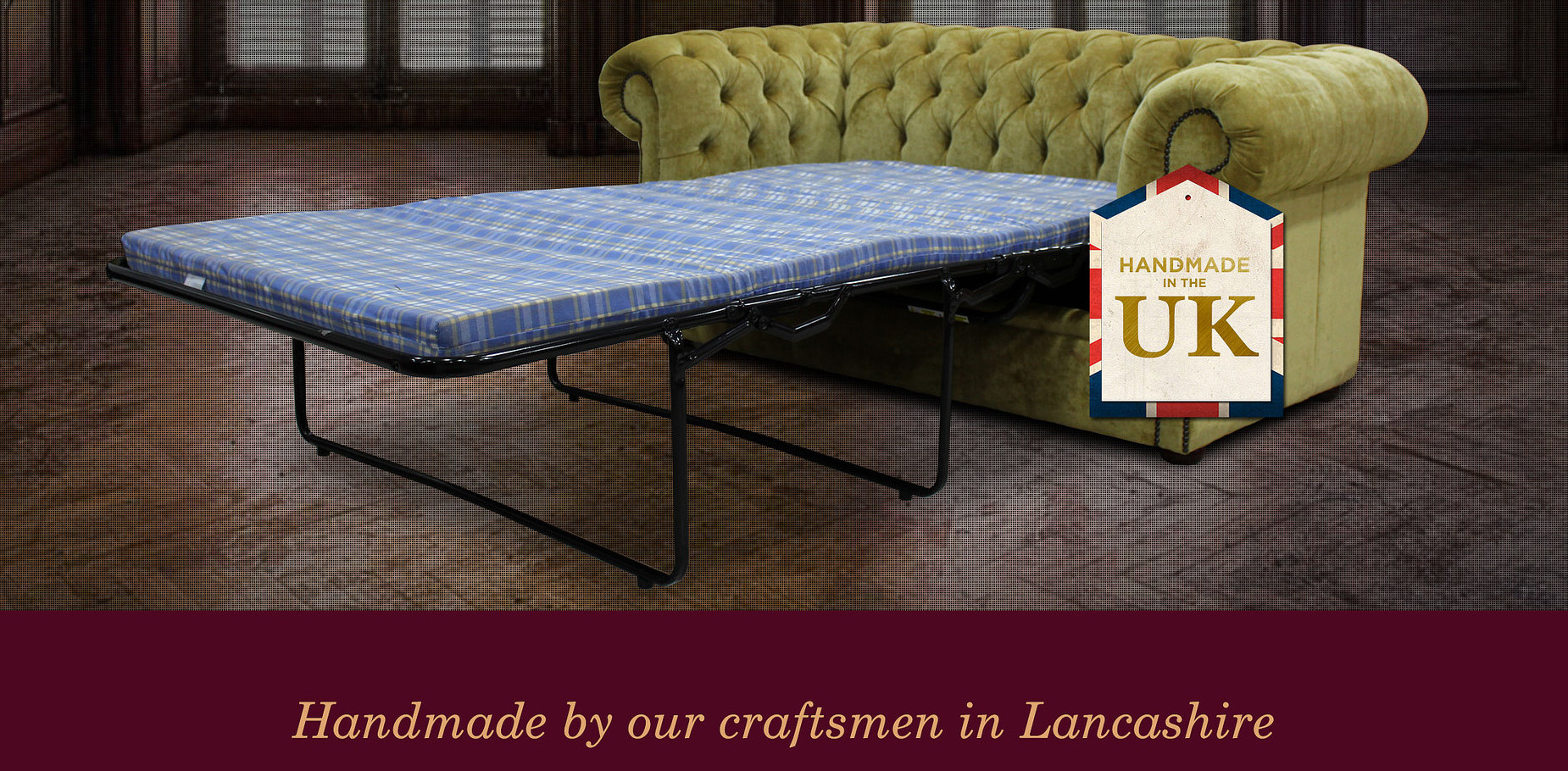 Chesterfield Sofabeds