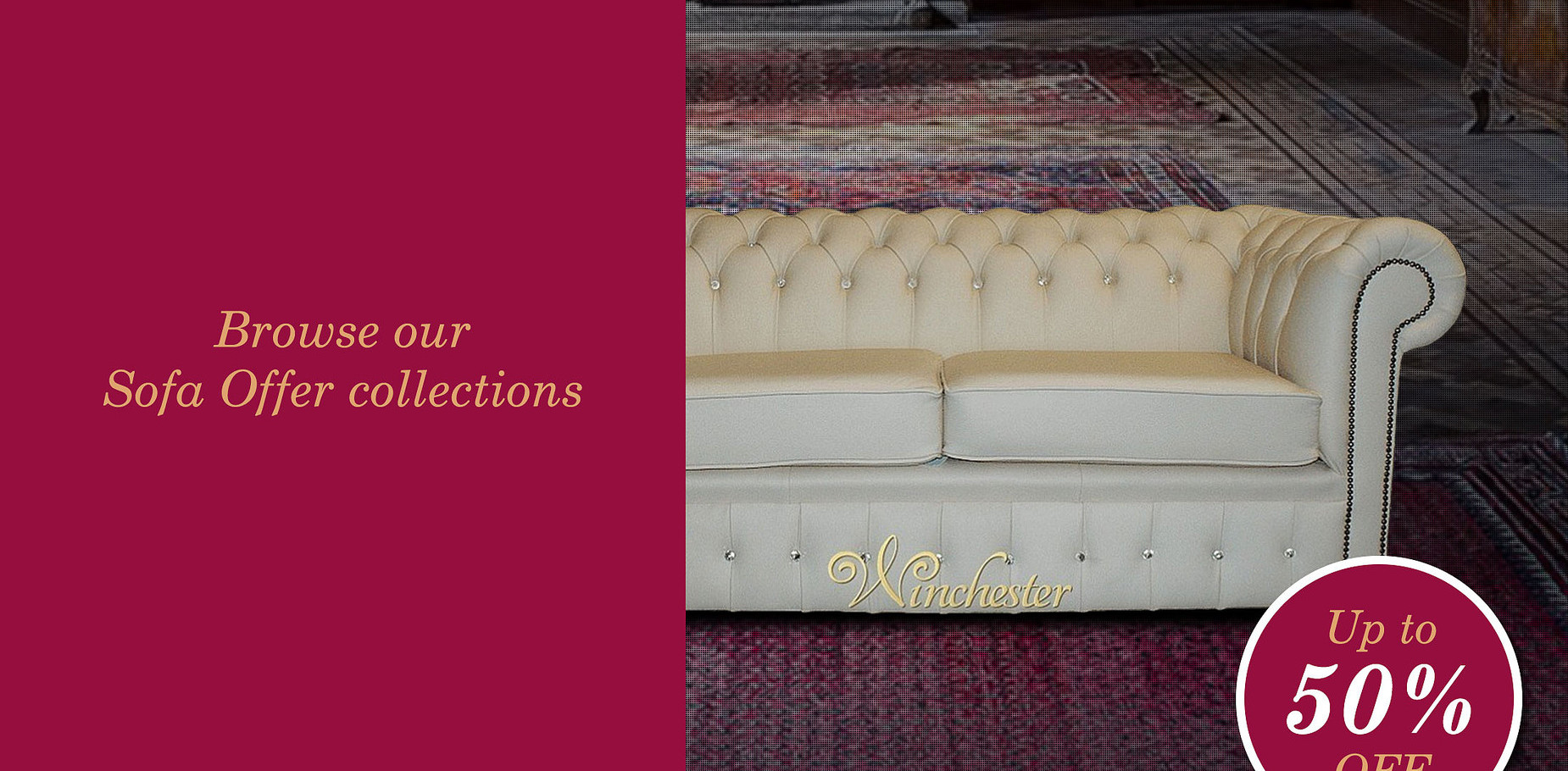 Chesterfield Sofa Offers
