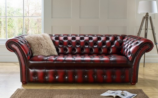 The Balmoral Chesterfield Sofa