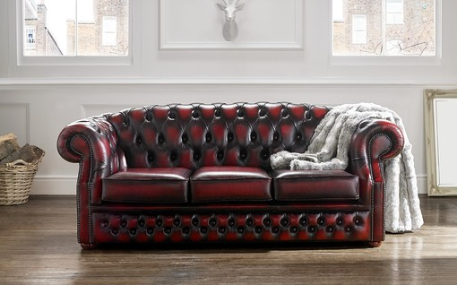 The Buckingham Chesterfield Sofa
