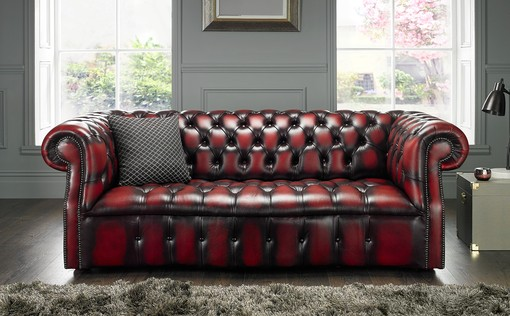 The Darcy Chesterfield Sofa