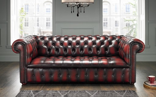 The Edwardian Chesterfield Sofa