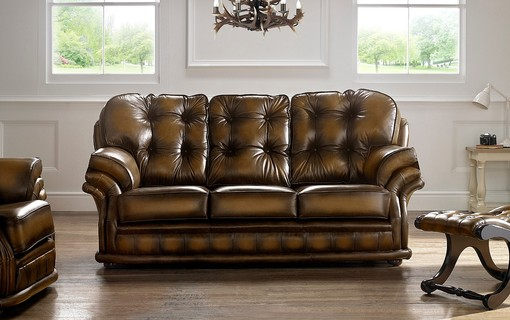 The Knightsbridge Chesterfield Sofa