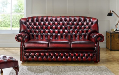 The Monks Chesterfield Sofa