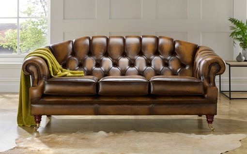 The Victoria Chesterfield Sofa