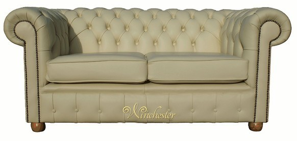 style couch photo antique white cream leather isolated retro stock unusual on sofa