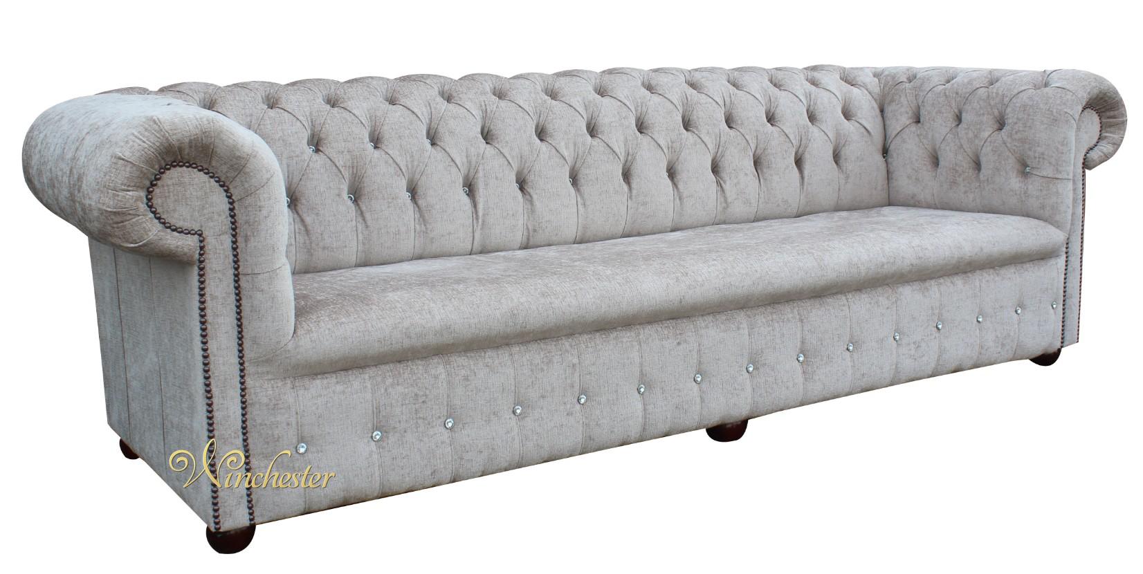 chesterfield 1780 39 s swarovski crystallized diamond 4. Black Bedroom Furniture Sets. Home Design Ideas