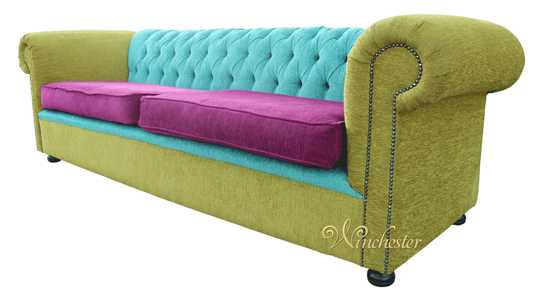 Funky Chesterfield Sofa Fabric Sofas