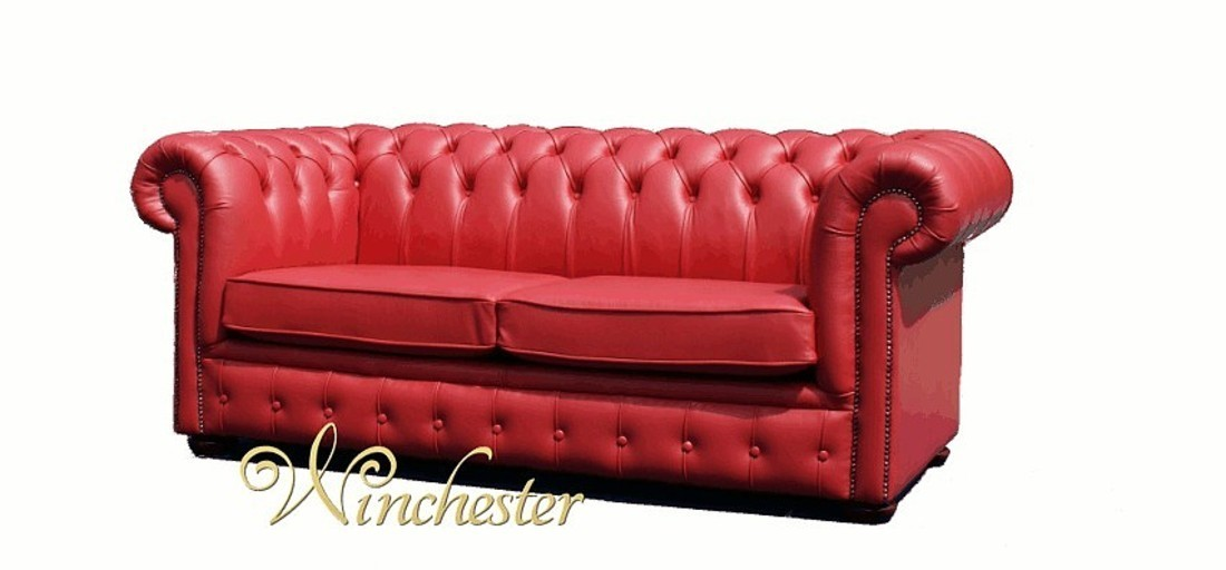 chesterfield red leather manchester united sofabed uk. Black Bedroom Furniture Sets. Home Design Ideas