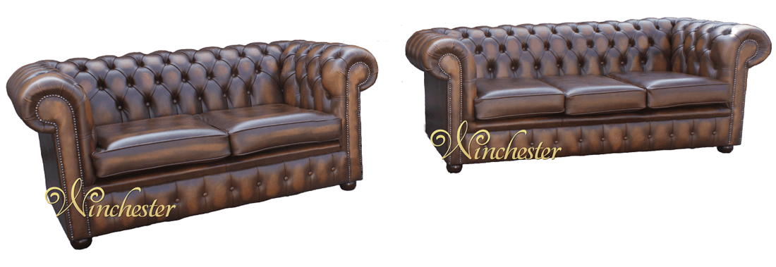 Awesome Chesterfield 3 2 Antique Autumn Tan Leather Sofa Offer Uk Download Free Architecture Designs Aeocymadebymaigaardcom