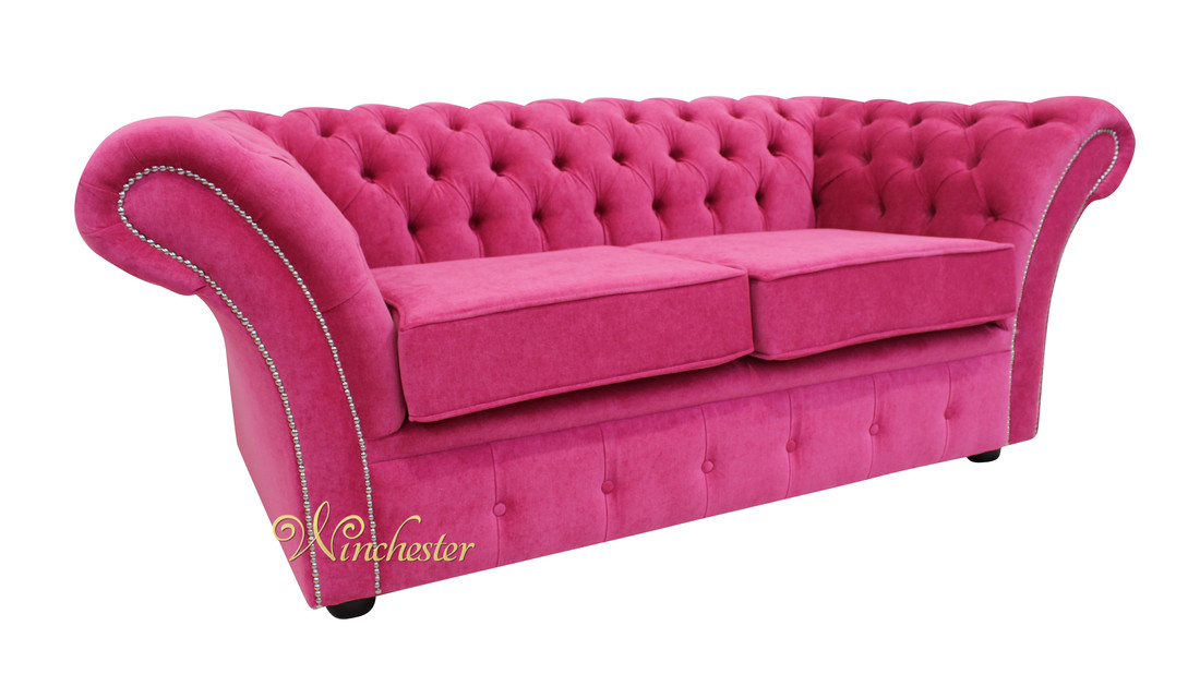 Pink 2 Seater Sofa Pink 2 Seater Sofa At Rs 15000 Piece