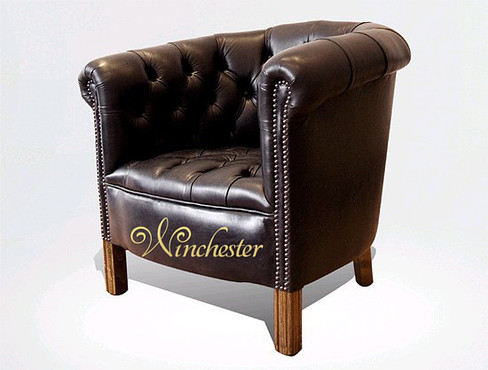 Chesterfield Stratford Buttoned Arm Chair UK Manufactured