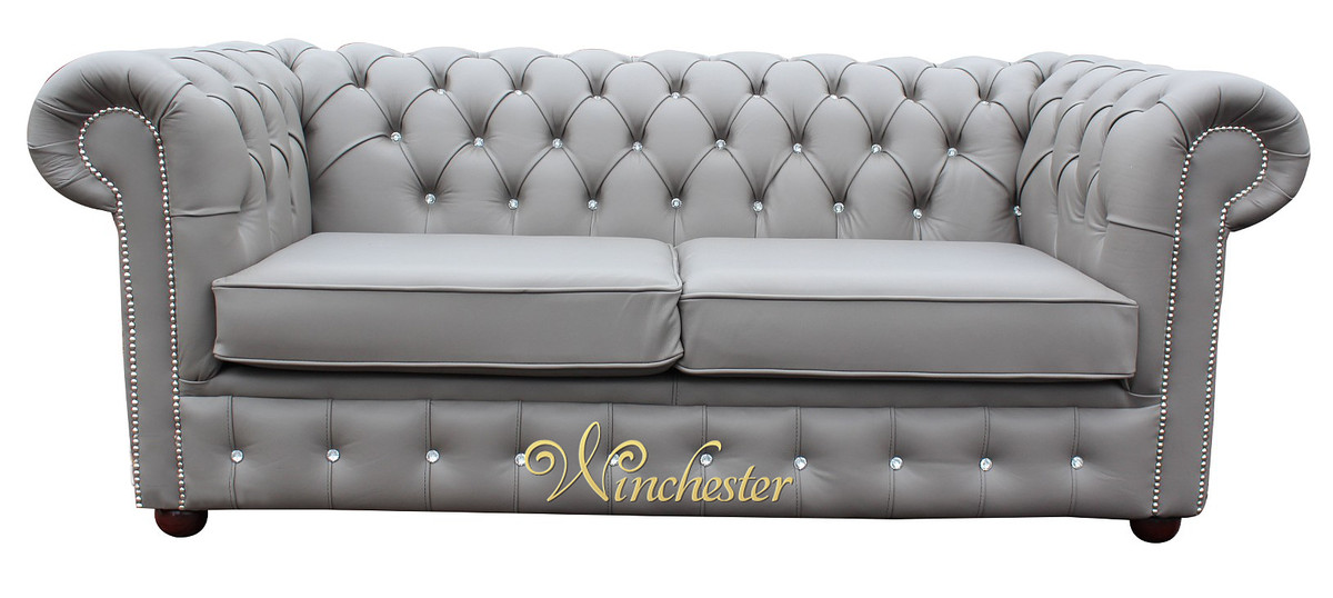 chesterfield 2 seater swarovski crystallized diamond moon. Black Bedroom Furniture Sets. Home Design Ideas