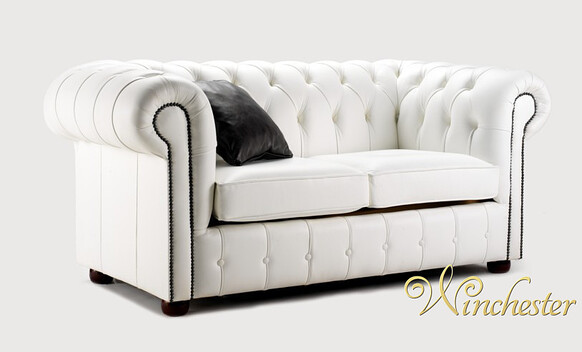 Chesterfield Egerton Leather Sofa UK Manufactured