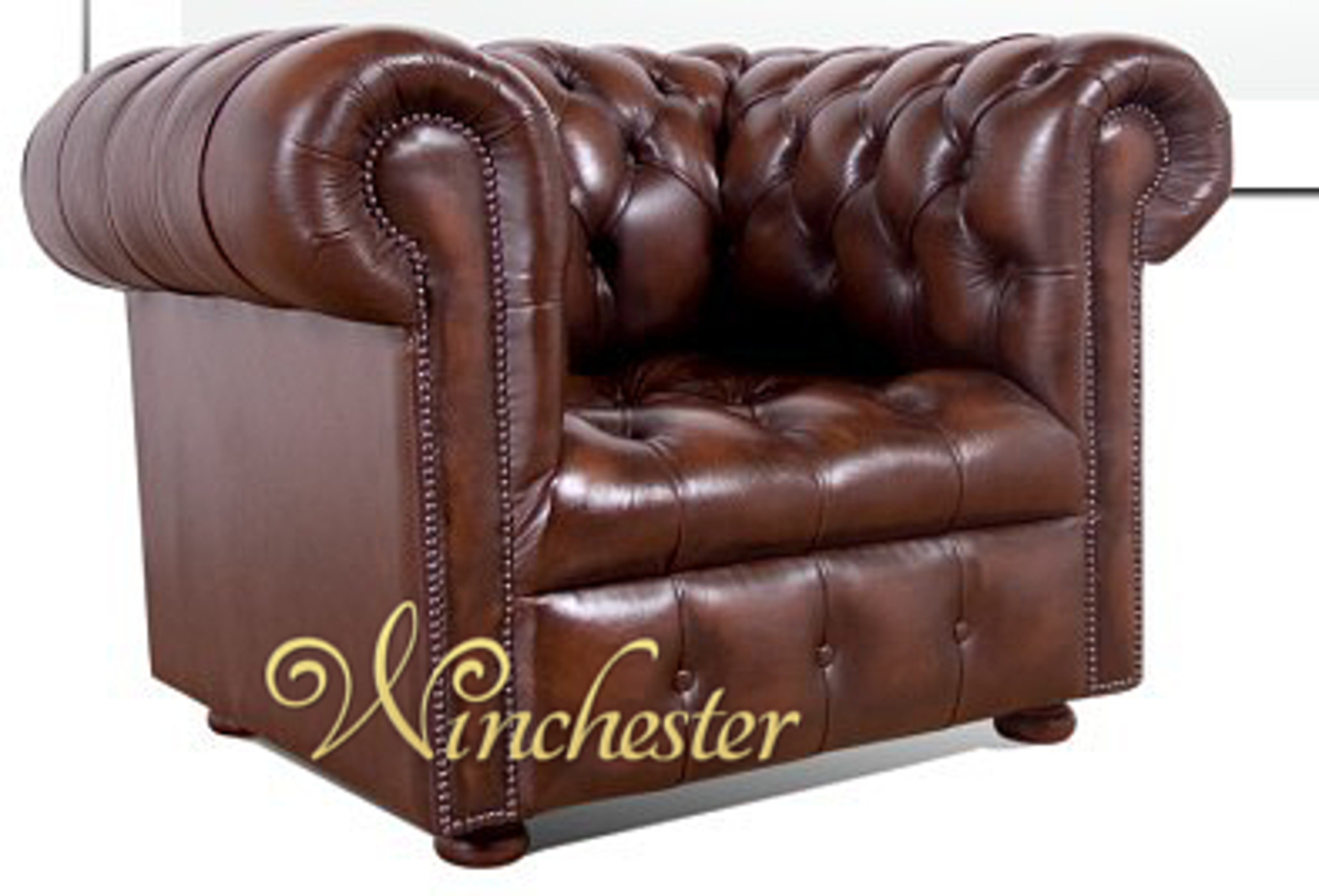 Chesterfield Edwardian 1 Seater Sofa Settee Wc