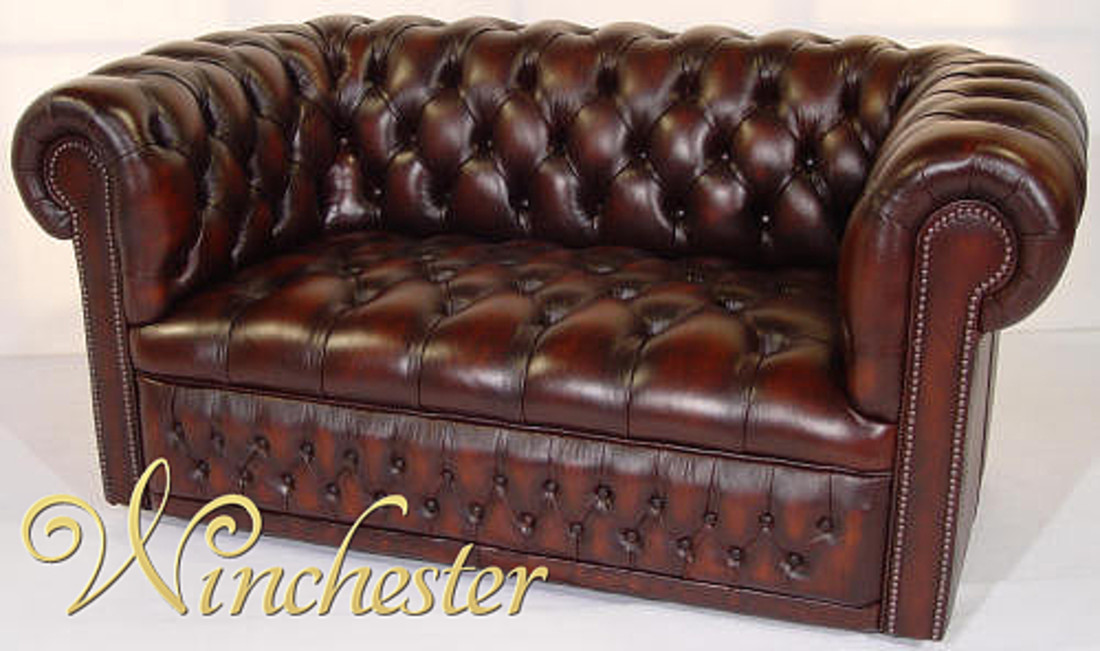Chesterfield Edwardian Sofa Uk Manufactured Leather Sofas