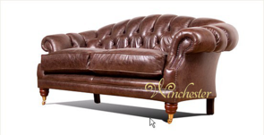 Chesterfield Bradwell Leather Furniture, Chesterfield Suites