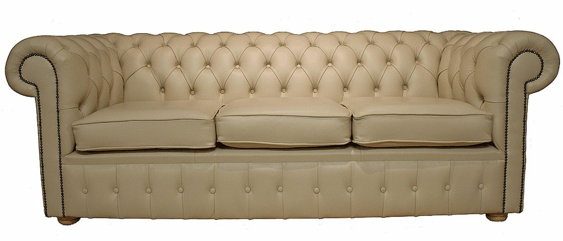 Ordinaire Chesterfield Sofa Cream