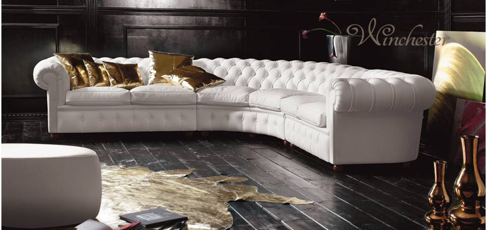 Viceroy Chesterfield Corner Sofa