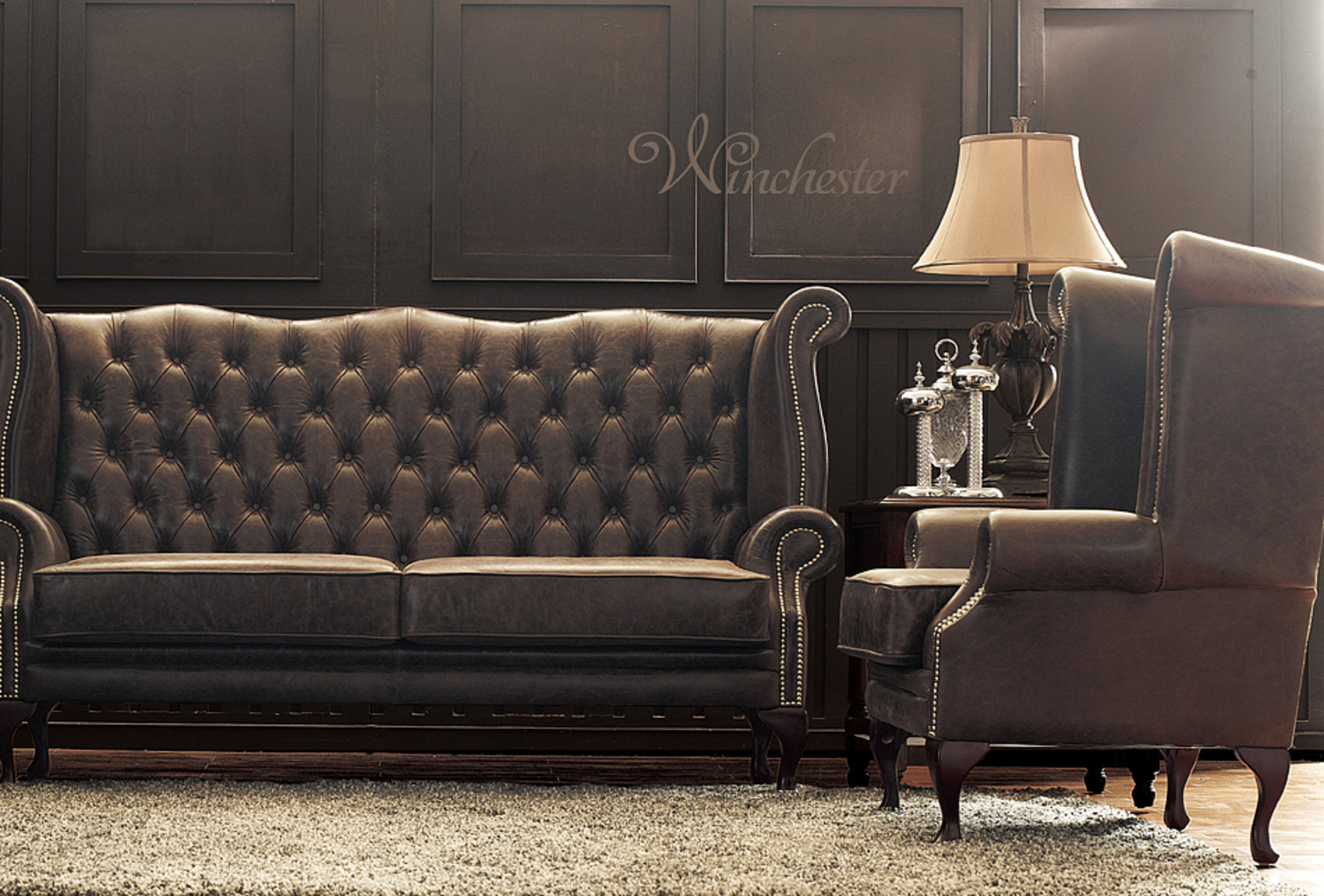 Incroyable There Are Many People Looking For Traditional Leather Sofas And For  Interior Designers Who Want A Traditional English Theme Then Sourcing Of  Furniture Is ...